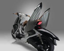 Чудо с крылышками от Yamaha