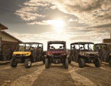 Can-Am представил новую линейку 6-местных автоквадроциклов DEFENDER