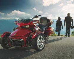Родстеры Can-Am Spyder: модельный ряд 2017 года готов