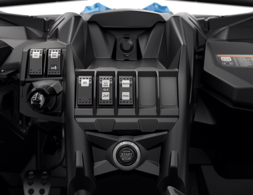 2018 Maverick X3 X rc_SMART-LOK switch+