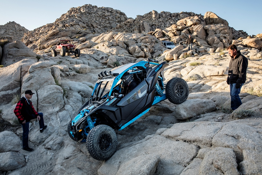 Maverick X3 Xrc - Octane Blue - Rocks 6+
