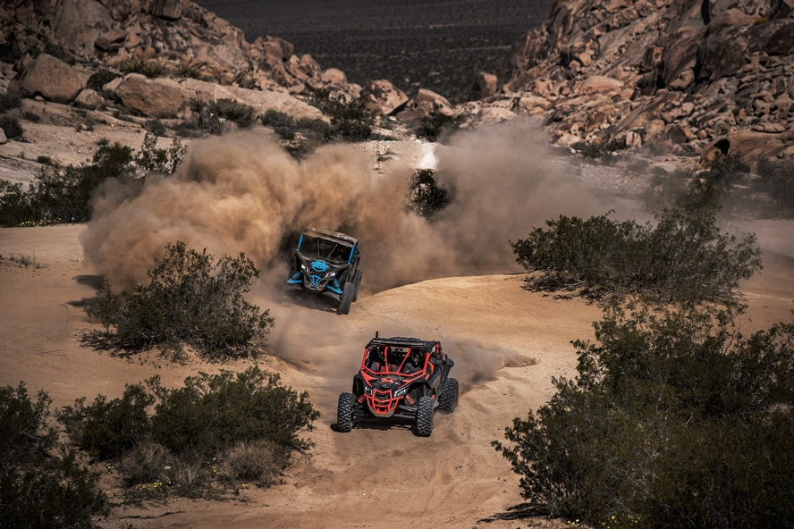 Maverick X3 Xrc - Octane Blue X3 Xrs Carbon Black Red- Desert 1+