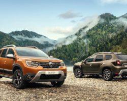 Новый Renault Duster: теперь официально